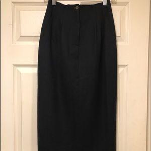 Vintage Ann Taylor Pencil Skirt